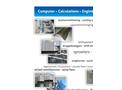 Computer - Calculations - Engineering Brochure