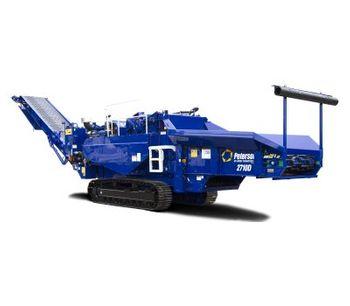 Model 2710D - Horizontal Grinders