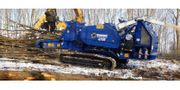 Track Mounted Drum Chipper