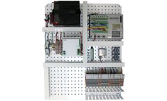 Campbell Scientific - Model WMS100 - Wind Energy Meteorological Monitoring System