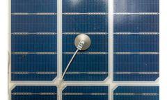 Campbell Scientific - Model CS241 - PT-1000 Class A, Back-of-Module Temperature Sensor