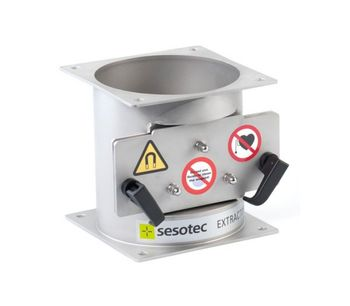 Sesotec - Magnet Systems for Material Columns