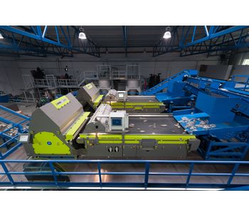Sesotec - Recycling Sorting Systems with Conveyor Belt