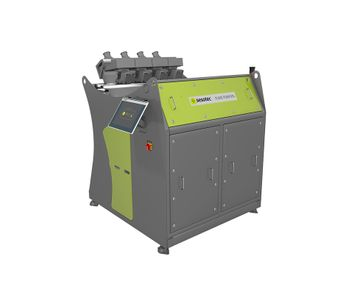 Sesotec - Recycling Sorting Systems with Chute