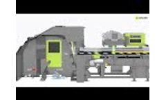 Multi-Sensor Sorting System VARISORT - 2-Chute Version Video