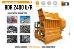 BDR 2400 U/R