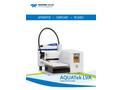 AQUATek - Model LVA - Liquid Vial Autosampler - Brochure