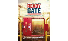 Ready Gate - Self Closing Safety Gate - Brochure