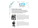 Model 45GPM, 60GPM & Custom BWS - Bottled Water Systems Brochure
