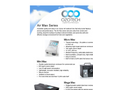 Mega Max - Ozone Output Air Treatment System Brochure