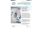 MRI Room Application Brochure