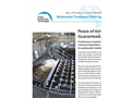 Wastewater Treatment Plant Application Brochure