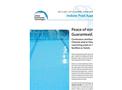 Indoor Pool Application Brochure