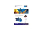 Oil & Gas - Horizontal Split Case Product Brochure