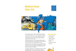 Auto Prime - Medium Head Open Set Product Brochure