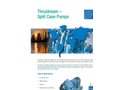 Thrustream Split Case Pumps - Product Brochure