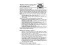 WeatherLink, Windows, USB Brochure