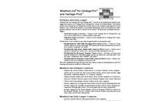 WeatherLink for Alarm Output Brochure