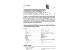 Davis - UV Spectrum Sensor Specification Sheets