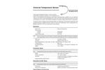 Davis - Temperature Probe with RJ Connector - Installation Diagrams