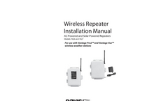 Wireless Repeater - Brochure