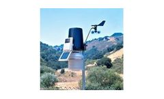 Vantage Pro2 - Wireless Weather Station - 24-Hour Fan Aspirated Radiation Shield