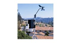 Vantage Pro2 - Wireless Weather Station Plus - including UV & Solar Radiation Sensors