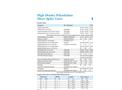 HDPE Micro Spike Product Data Sheet