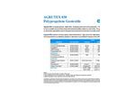 AgruTex - Non Woven Geotextile Brochure
