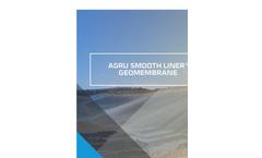 Agru Smooth Liner Brochure