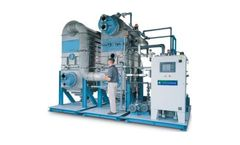 Industrial air pollution control for the recycling and waste management