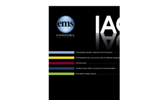 ems 2007 2008 Product Guide All IAQ Products