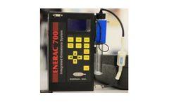 Enerac - Model M700 - Portable Compliance-Level Combustion Emissions Analyzer