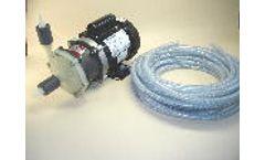 Model PCO2 - Water Intake Kit W/O Pump