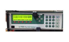 General Oceanics - Model LI-7000 - CO2/H2O Gas Analyzer
