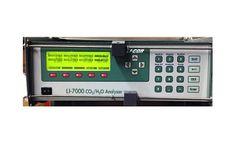 General Oceanics - Model 7000 - CO2/H2O Gas Analyzer