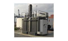 KRONUS - Regenerative Thermal Oxidizers - VOC Abatement System