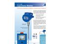 Arjay - Model 4100-CAP - Capacitance Monitor - Brochure