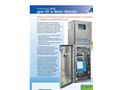 Arjay HydroSense - Model 2410 - ppm Oil in Water Monitor - Brochure