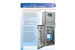 HydroSense - Model 4410-LMP - PPM Oil in Water Monitor - Brochure