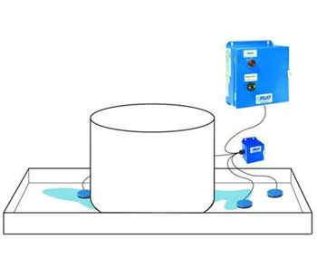 Arjay - Model 2852-LPS - Leak Pad Sensor (Area Leak Alarm)