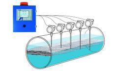 Arjay - Model 4100-PRO - Multi Oil/Water Interface Tank Profiler