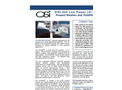 OSi OWI-650 LP-WIVIS - Present Weather and Visibility Sensors - Brochure