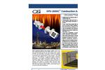 OSi - Model OFS-2000C - Optical Flow Sensor (OFS) - Combustion Air Flow - Brochure