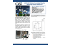 OSi AWS-432 Modular Automated Weather Observation Systems (MAWOS) - Brochure