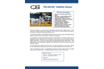 OSi VIS-430-DS Visibility Sensor - Brochure