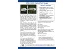 OSi ORG-815-DS Optical Rain Gauge - Brochure