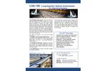 OSi LOA-105 Long-Baseline Optical Anemometer for Aluminum Smelters - Brochure