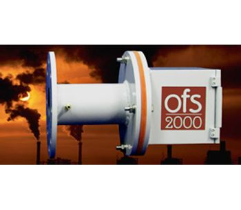 OSi - Model OFS-2000 - Combustion and Emissions Air Flow Sensor