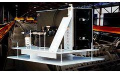 OSi - Model LOA-105 - Long-Baseline Optical Anemometer for Aluminum Smelters